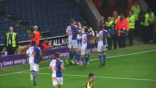 Highlights: Blackburn Rovers 2 Rotherham United 0