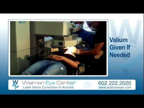 Lasik Eye Surgery In Arizona | Walman Eye Center