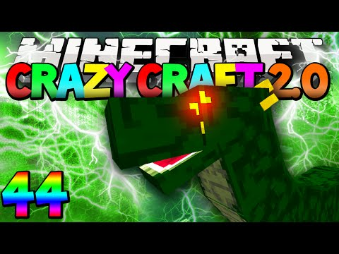 Minecraft Mods Crazy Craft 2.0 basilisk Scale! Modded Survival #44 W lachlan video