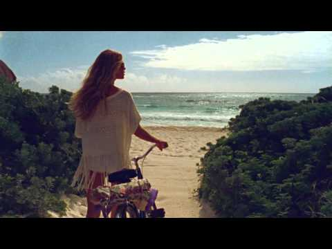 Dutch super model Doutzen Kroes shows off this years fashion essentials for warm and lazy summer days. The campaign was shot in beautiful Tulum, Mexico and features both feminine dresses and comfortable beach wear with a hint of safari.   For more on the collection, have a look here: http://www.hm.com/high-summer-ladies