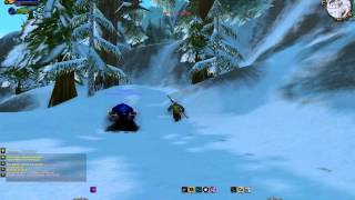 how to get mount on a level 20 dwarf WOW MOP 2013