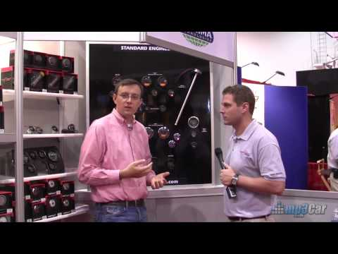 Fuel Sensor that is Self-Calibrating - SEMA 2009