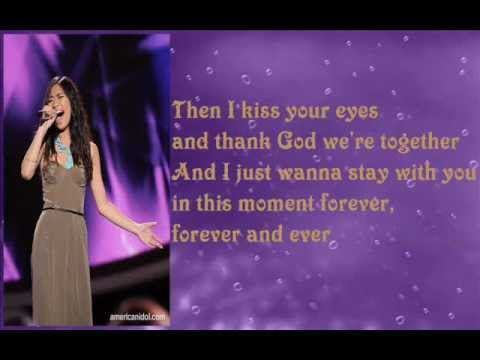 Jessica Sanchez - I Don
