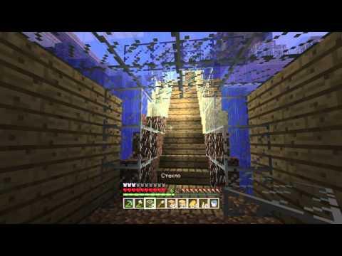 #56 Minecraft - Много стекла :)