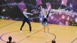 Marlene Martin & Carl Munder - Deutsche Meisterschaft 2016