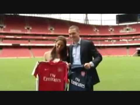 Thomas Vermaelen at Arsenal