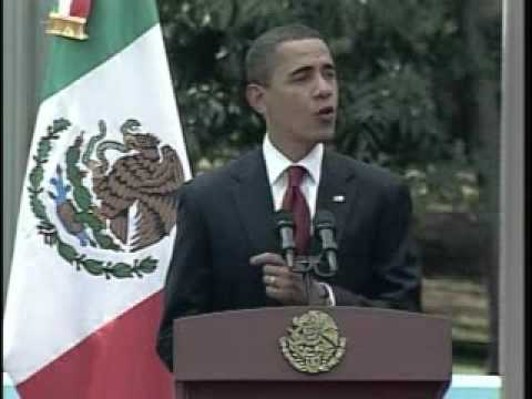 Obama targets Mexican cartels