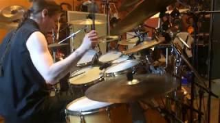 Diablo 'Grace Under Pressure' drum playthrough