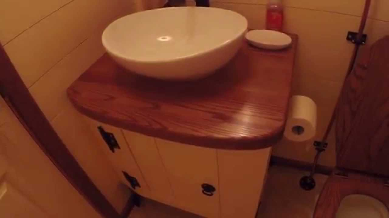 Our bathroom remodel youtube for Youtube bathroom remodel