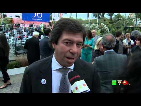 Concerto di chiusura Gemelli Insieme – Intervista al Prof. Giorgio Meneschincheri – www.HTO.tv