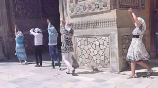 Dance Performance Silk Road Tours & Travel Kazakhstan Uzbekistan Turkmenistan Kirgistan #silkroad