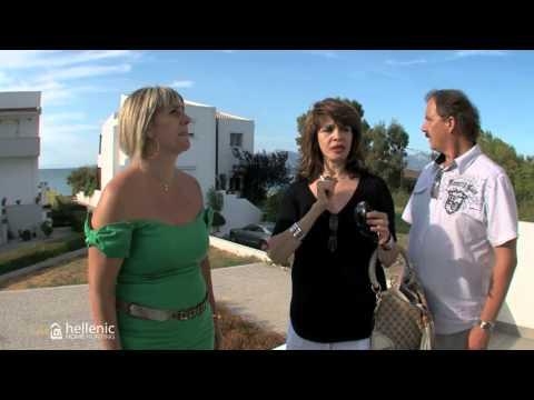 Episode 2 | Part 6 | Review of Villas | Edipsos Evia Greece | Hellenic Home Hunting | ANT1