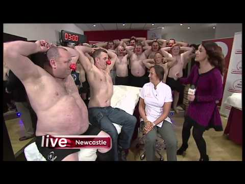 Miranda goes for a new Guinness World Record live on The One Show | Red Nose Day 2013