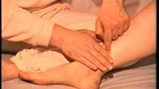 Acupressure massage, Spleen 6