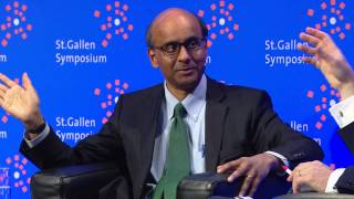 An investigative interview: Singapore 50 years after independence - 45th St. Gallen Symposium