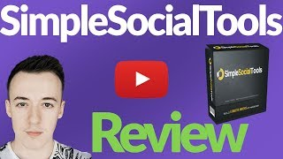 Simple Social Tools Review - DON'T BUY WITHOUT MY CUSTOM BONUSES