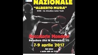 Torneo Italia A. Mura 2017 Day 1
