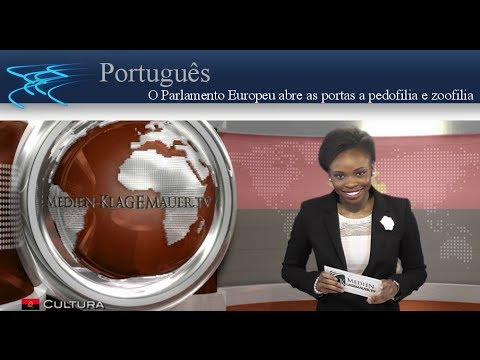 O Parlamento Europeu abre as portas a pedofilia e zoofilia | Português | kla.tv
