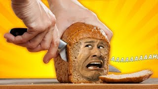 WORLD'S WORST BREAD | I Am Bread #5