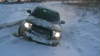 Forester diagonal test 2
