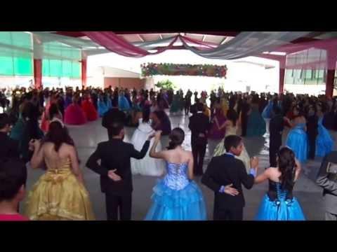 Secundaria 11 de Torreón. Vals 2013.