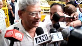 Sitaram Yechury, Secretary General CPI Reacts to Former Delhi CM Sheila Dikshit Demise