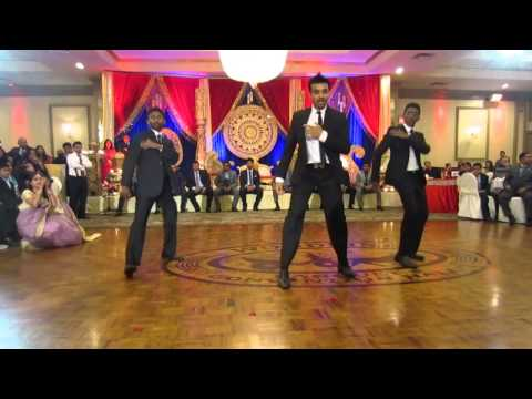 Badtameez Dil Dance Bengali Wedding video