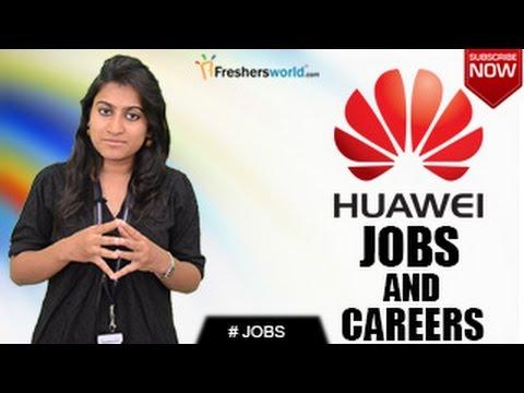 HUAWEI Recruitment Notification 2016 -  Telecommunication, Mobile,IT Jobs, Walkin, Career