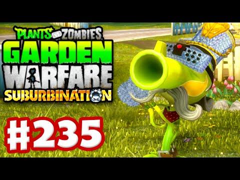 Plants vs. Zombies: Garden Warfare - Gameplay Walkthrough Part 235 - Crazy Garden Ops Solo!
