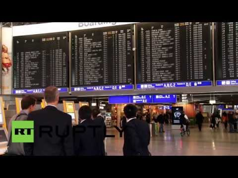 Germany: Lufthansa pilot strike ruins over 200,000 travellers' plans