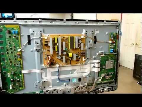 Panasonic Plasma Buzzing Whining Sound 2011. 2012 Permanent Repair Fix