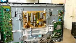 Panasonic Plasma Buzzing Whining Sound 2011, 2012 Permanent Repair Fix