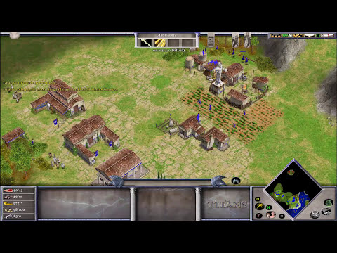 LongPlays Age of Mythology The Titans - PC [13]