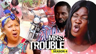 Mrs Trouble Season 4 - Mercy Johnson 2018 Latest Nigerian Nollywood Movie full HD