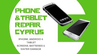 Mobile Phone Screen Repair Nicosia