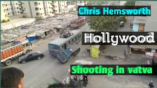 Hollywood movie shooting in Ahmedabad | Hollywood movie shooting in vatva | Dhaka movie shooting