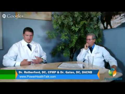 Fibromyalgia and IBS | Dr. Martin Rutherford | Dr. Randall Gates | Power Health Talk
