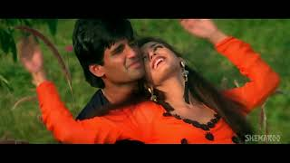 Aankhon Mein Base Ho Tum Duet   Sunil Shetty   Sonali Bendre   Takkar   Bollywood Songs   Abhijeet