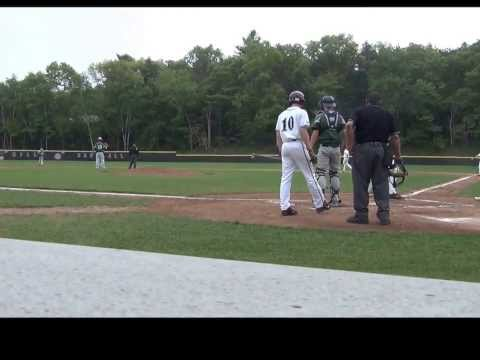 Benjamin Wanger Sophomore Year Baseball Hitting Highlights - Belmont Hill School