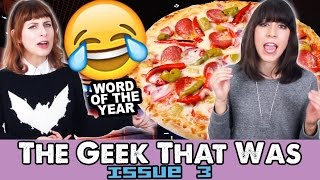 URBAN OUTFITTERS PIZZA?! & Master of None -The Geek That Was ISSUE #3