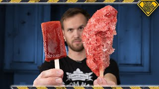 What Happens When You Freeze Dry a Popsicle?