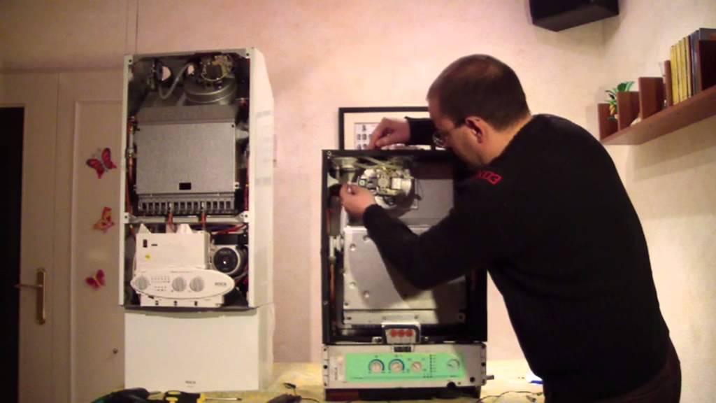 No funciona la caldera video tutorial sustitucion for Roca calefaccion
