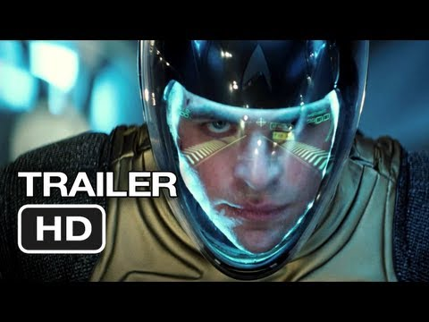 Star Trek Into Darkness Official Trailer 2 (2013) - JJ Abrams Movie HD