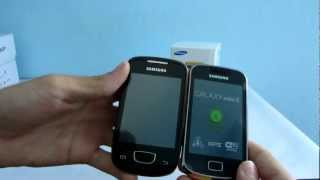 Samsung Galaxy Mini VS Galaxy Mini 2 sszehasonlt vide - mobilxTV