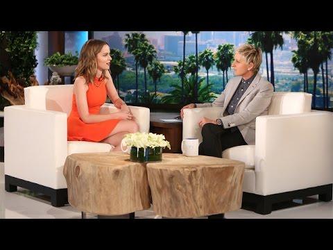 Bridgit Mendler Catches Up with Ellen