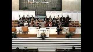 CBC Choir- Written in Red