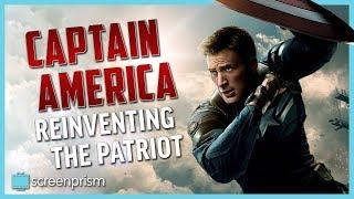 Captain America: Reinventing the Patriot