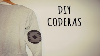 DIY... Transforma tus prendas con coderas