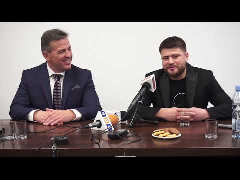 Marcin Sójka - Konferencja