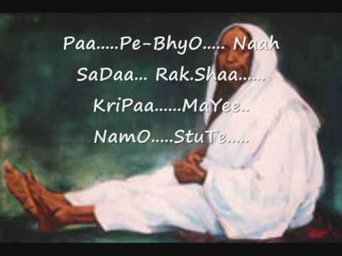 Sri Ramakrishna Ashram Arti Song 3~ma Sharada Devi~prakritim Paramam video